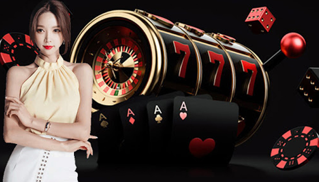 Various Special Types of Online Slot Games